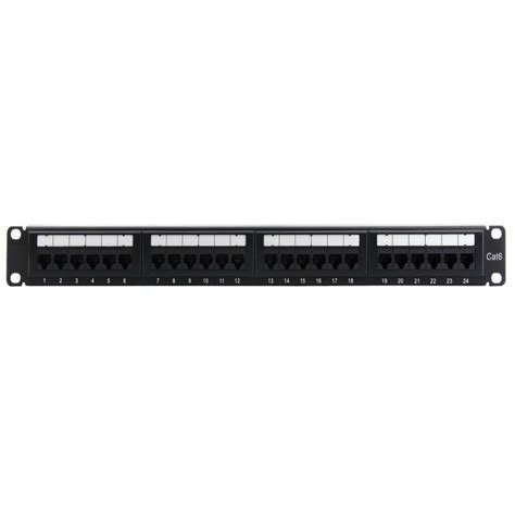 Patch Panel 6 by Patch Panel 24 Puertos Categoria 6 2111477 1