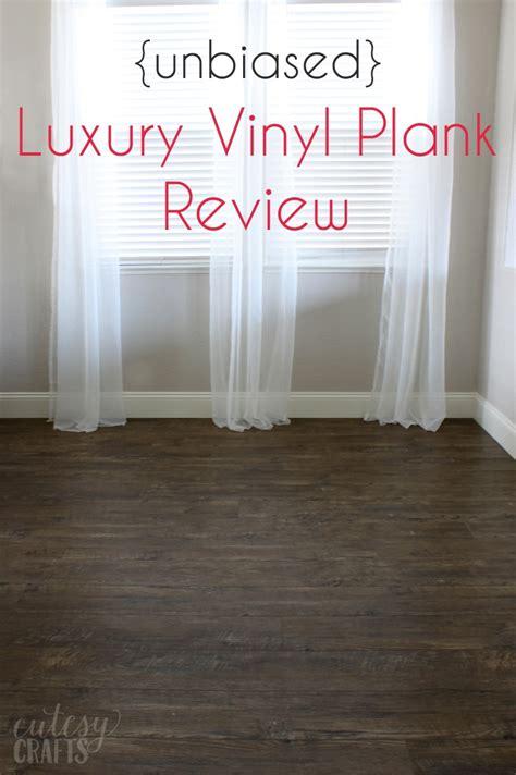 waterproof vinyl plank flooring unbiased luxury vinyl plank flooring review cutesy crafts