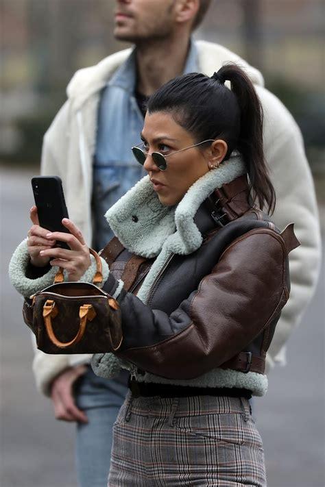 kourtney kardashian mini louis vuitton bag popsugar fashion photo