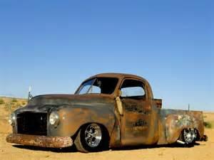 Rat Rod Studebaker Truck