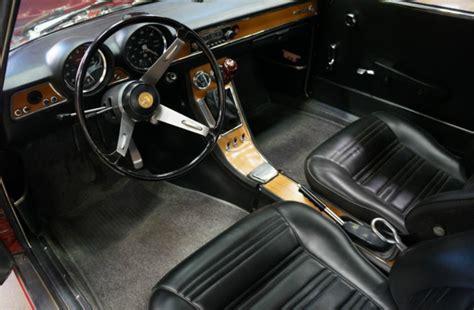 Alfa Romeo Gtv6 Interior