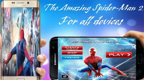 amazing spider man  working   devices parse