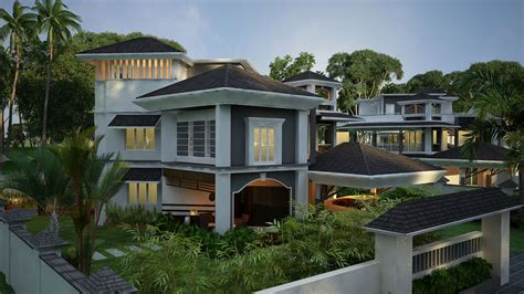 contemporary floor plans for homes villa florenza ultra luxury villas in kochi cochin kerala