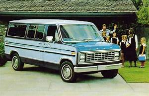 1980 Ford Club Wagon