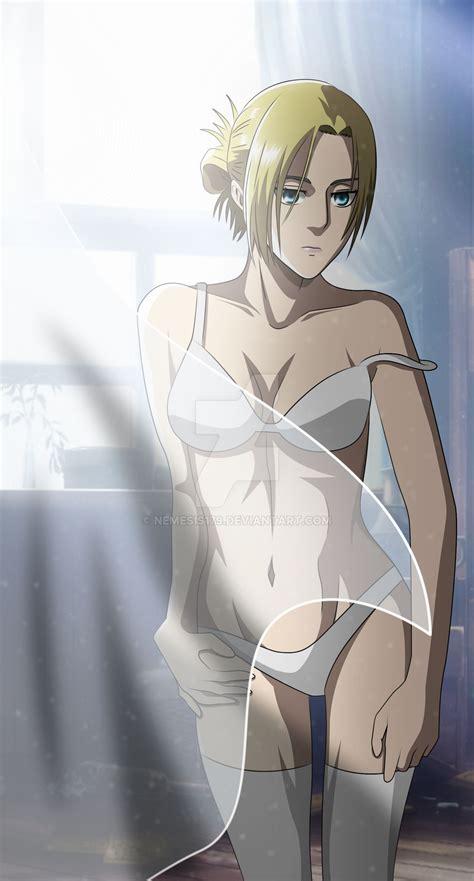 Annie leonhardt nude