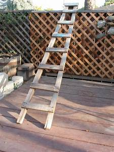 Artsy, Fartsy, Vintage, Wooden, Ladder