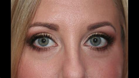 tint dye  eyebrows quick easy brow hack