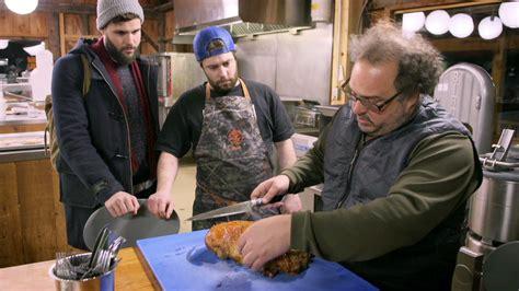 emission tele cuisine émission 13 des projets à fond la cabane un chef