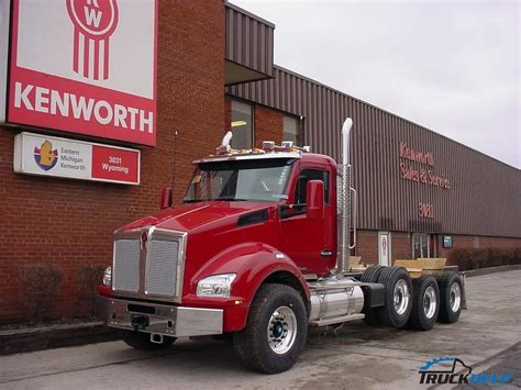 kenworth t880 for sale 2014 kenworth t880 for sale in dearborn mi by dealer