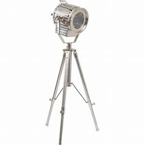 buy libra large nickel studio tripod floor lamp from With large nickel floor lamp