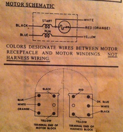 motor de lavadora ge modelo viejo le cuesta arrancar yoreparo