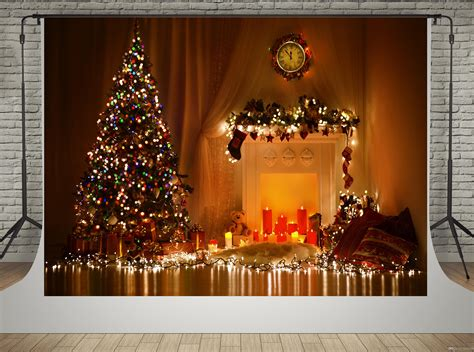 2019 christmas photo backdrops indoor decoration backgrounds for photo studio 7x5ft