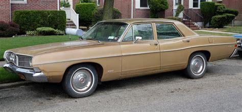 File:1968 Ford Custom 500 390 four-door sedan, f left.jpg ...