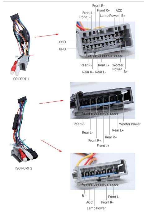 2004 Dodge 2500 Radio Wiring by How To Install A Headunit In A Dodge Ram Revizionrainbow