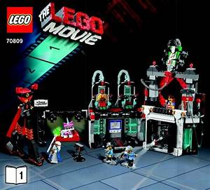 The LEGO Movie : LEGO Lord Business' Evil Lair ...
