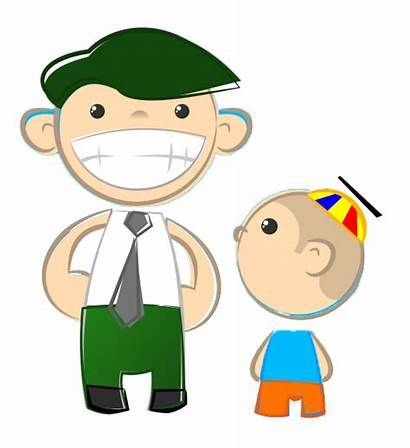 Father Son Dad Clipart Clip Daddy Library