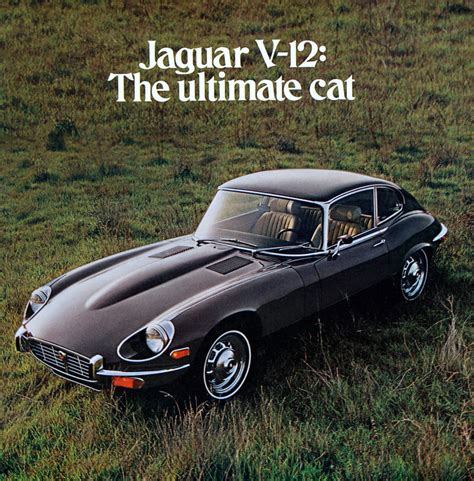 1972 Jaguar E-type Photos, Informations, Articles