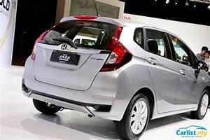 Honda Jazz Hybride 2017 : 2017 honda jazz facelift launched priced from rm74 800 auto news ~ Gottalentnigeria.com Avis de Voitures