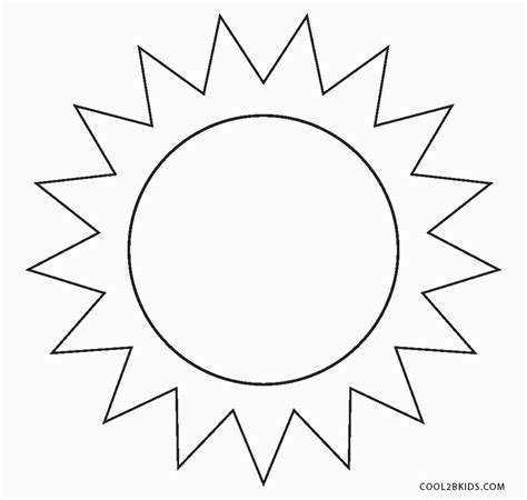Images Of Coloring Pages Free Printable Sun Coloring Pages For Cool2bkids