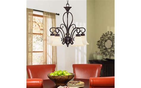 downlight chandelier lights   dining room table