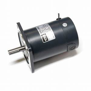 60w Straight Dc Motor Available In Both 12v Or 24v Dc