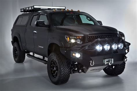 Toyota Tundra Off Road Accessories