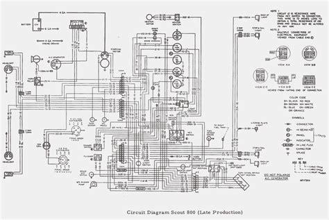 international truck wiring diagram manual wiring diagram and schematics