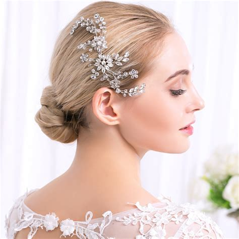 Bridal Hair Accessories by Aliexpress Buy Wholesale Bridal Wedding Hair