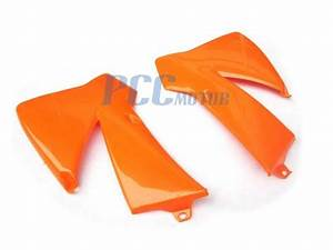 Ktm50 Sx 50 Junior 50cc Sx Fender Plastic Orange Ps42