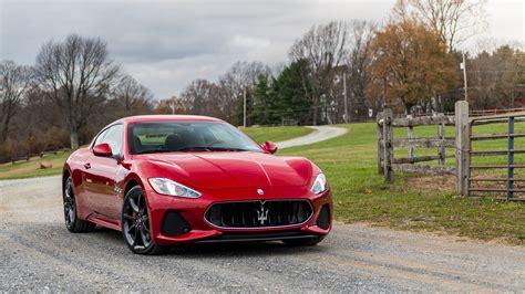 2018 Maserati Granturismo Sport Wallpaper Hd Car Wallpapers