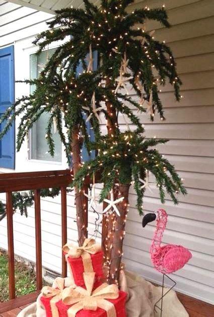 hometalk coastal christmas trees beach christmas trees