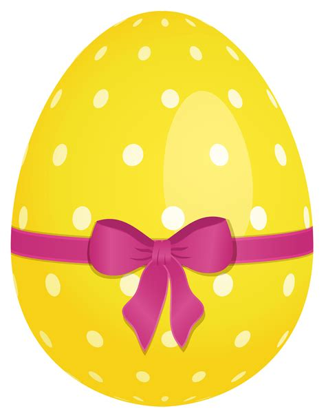 Easter Eggs Clip Egg Clipart Polka Dot Pencil And In Color Egg Clipart