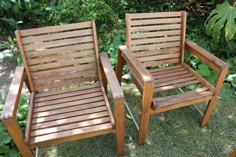 ikea teak outdoor table  chairs victoria city victoria