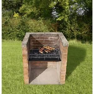Barbecue Grill Selber Bauen : brick bbq grill set fire pit design ideas ~ Markanthonyermac.com Haus und Dekorationen
