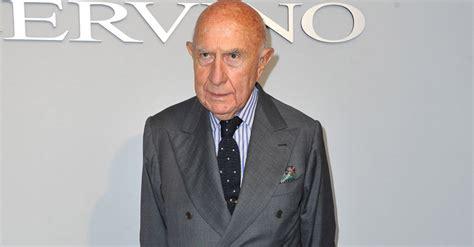 milano moda beppe modenese presidente onorario camera
