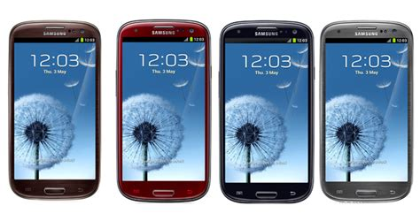 samsung galaxy s4 colors samsung galaxy siii attempts to attract releases