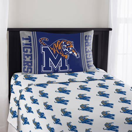 ncaa memphis tigers mascot sheet set walmartcom