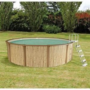 Piscine Hors Sol Resine : piscine hors sol acier r sine sunbay freedom ronde ~ Melissatoandfro.com Idées de Décoration