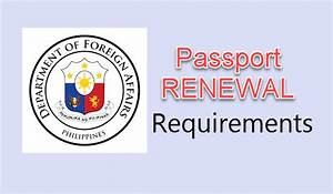 dfa requirements for renewal of passport 1pisofare With requirements for passport dfa