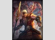 SMITE Free Cu Chulainn and Hound of Ulster Skin Giveaway