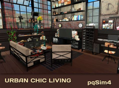 Urban Chic Living By Mary Jiménez At Pqsims4 » Sims 4 Updates. Discount Living Rooms. Microfiber Living Room Set. Modern Fireplace Living Room. Bright Living Room Furniture. Print Chairs Living Room. Living Room Wall Mirrors Ideas. Coffee Table Living Room. Living Room Furniture With Accent Chairs