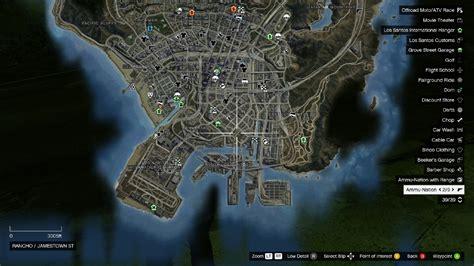 satellite view map mods pour gta  sur gta modding