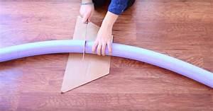 Zugluftstopper Selber Machen : so macht man aus einer poolnudel einen zugluftstopper ~ Watch28wear.com Haus und Dekorationen