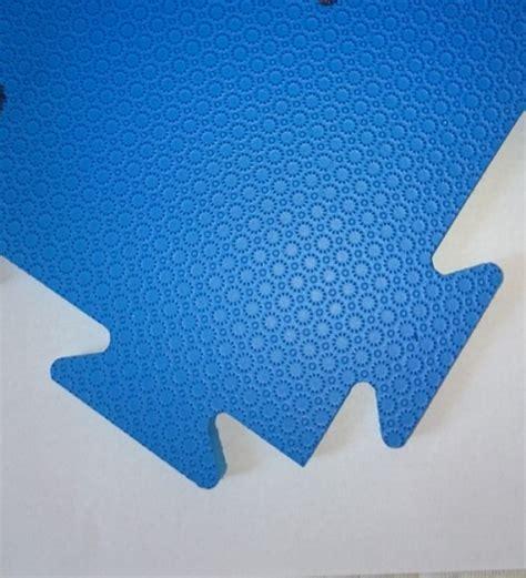 tappeto antitrauma per interni tappeto di sicurezza 100x100x1