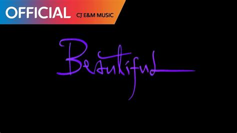 Beautiful Mv (movie Ver.) (teaser)