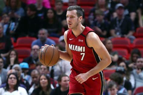 Heat To Re-Sign Goran Dragic   Hoops Rumors