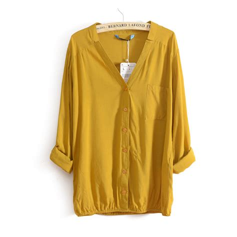 blouse vs shirt blouses shirts cotton sleeve v neck elastic
