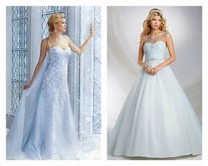 Blue wedding dresses wedding gowns baby pale blue for Blue dresses to wear to a wedding