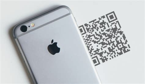 how to scan on iphone how to scan a qr code with iphone s app on ios 11