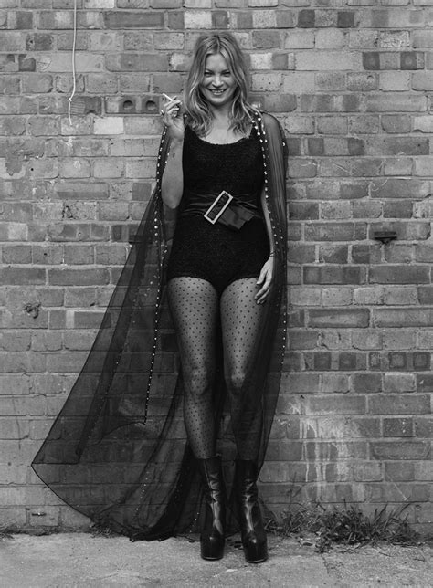 kate moss    magazine  cover photoshoot fashion  rogue